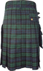 the black watch tartan kilt