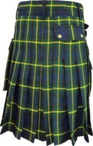 Gordon dress tartan 1
