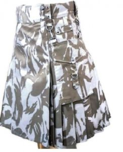 Camouflage Clothes Cheap kilt