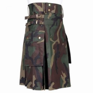 military style clothing mens kilt