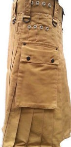 khaki skirt outfit