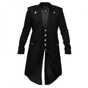 modern men Gothic jacket