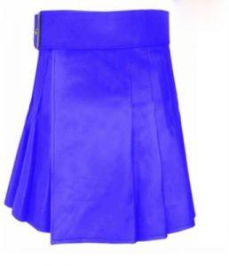 leather short skirt