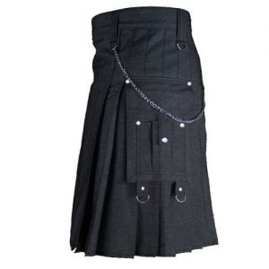 black mens clothes