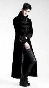 Gothic coat mens sale