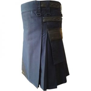 navy blue color dress