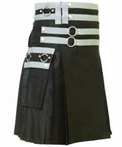 black color dress