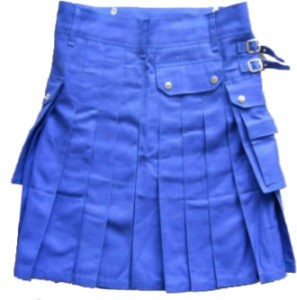 blue shorts men