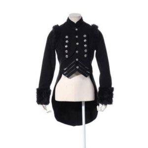 victorian gothic clothing coat