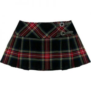 womens tartan clothing
