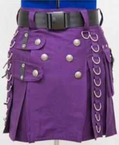 bright purple color