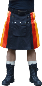 rainbow gay pride kilt