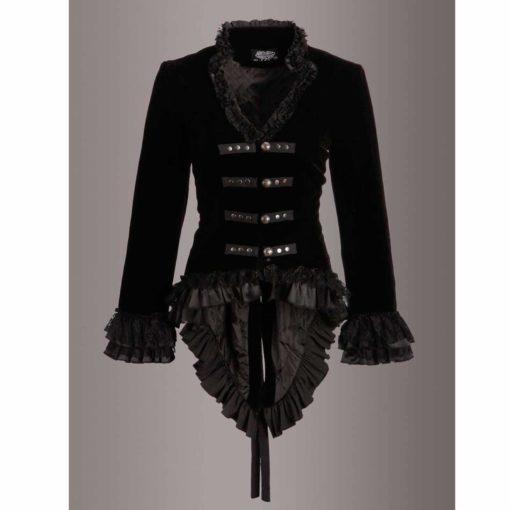 buy new Velvet Coat For Ladies