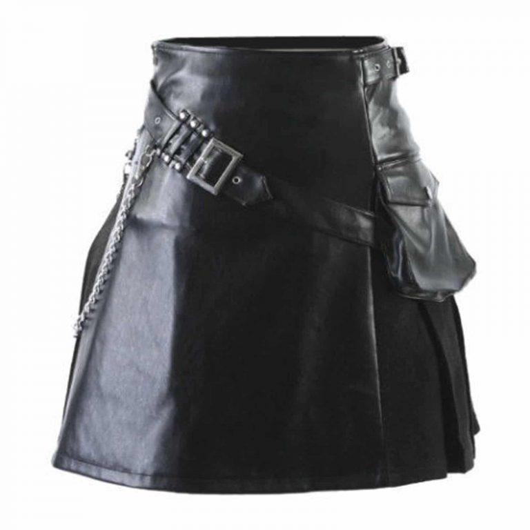 Leather Kilts For Men 2020