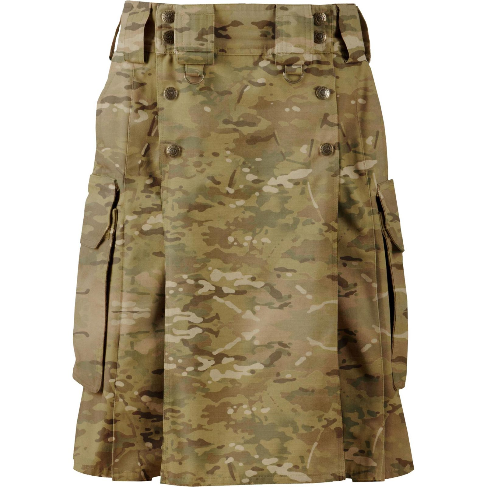 Camouflage Tactical Duty Kilt