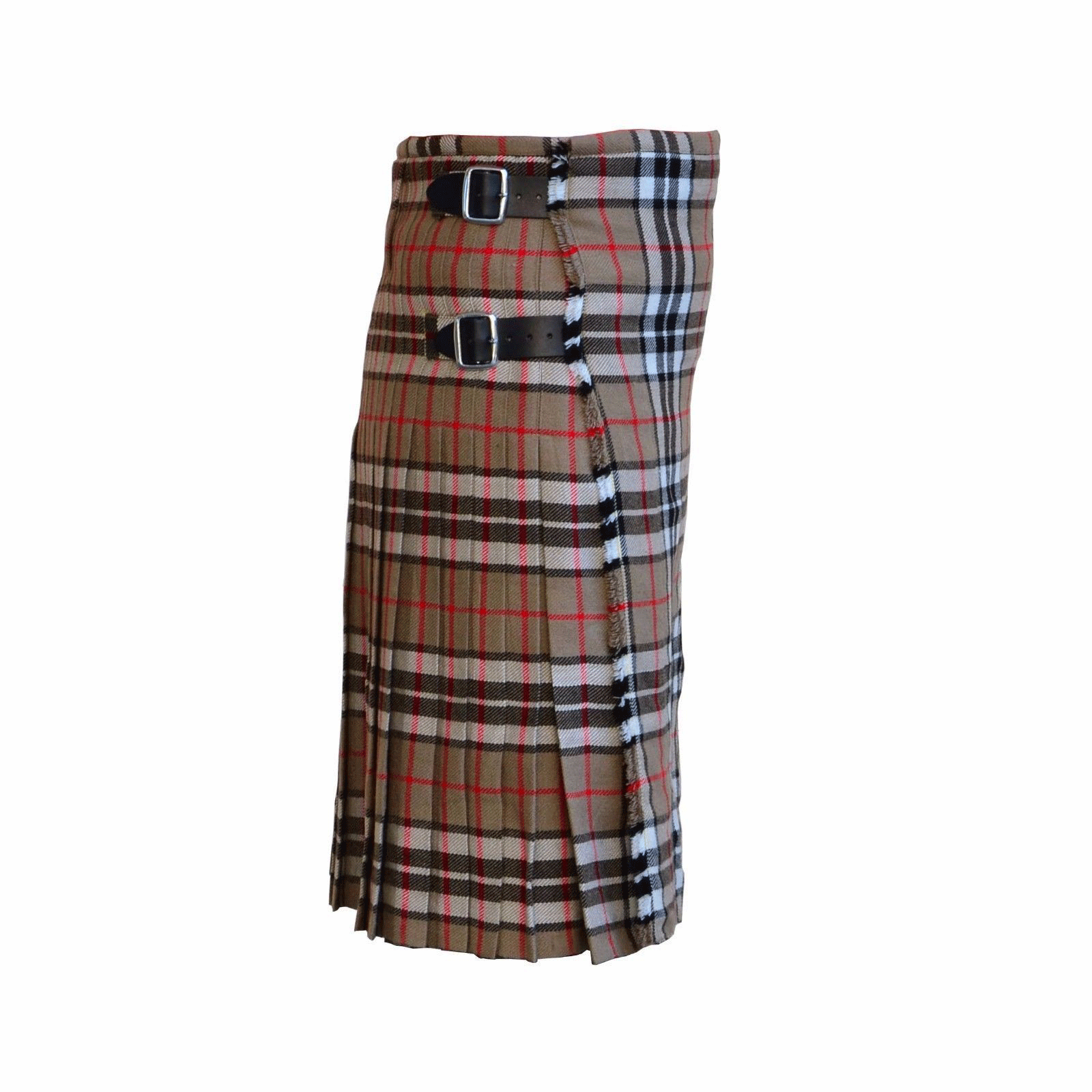 Thompson Camel Kilt