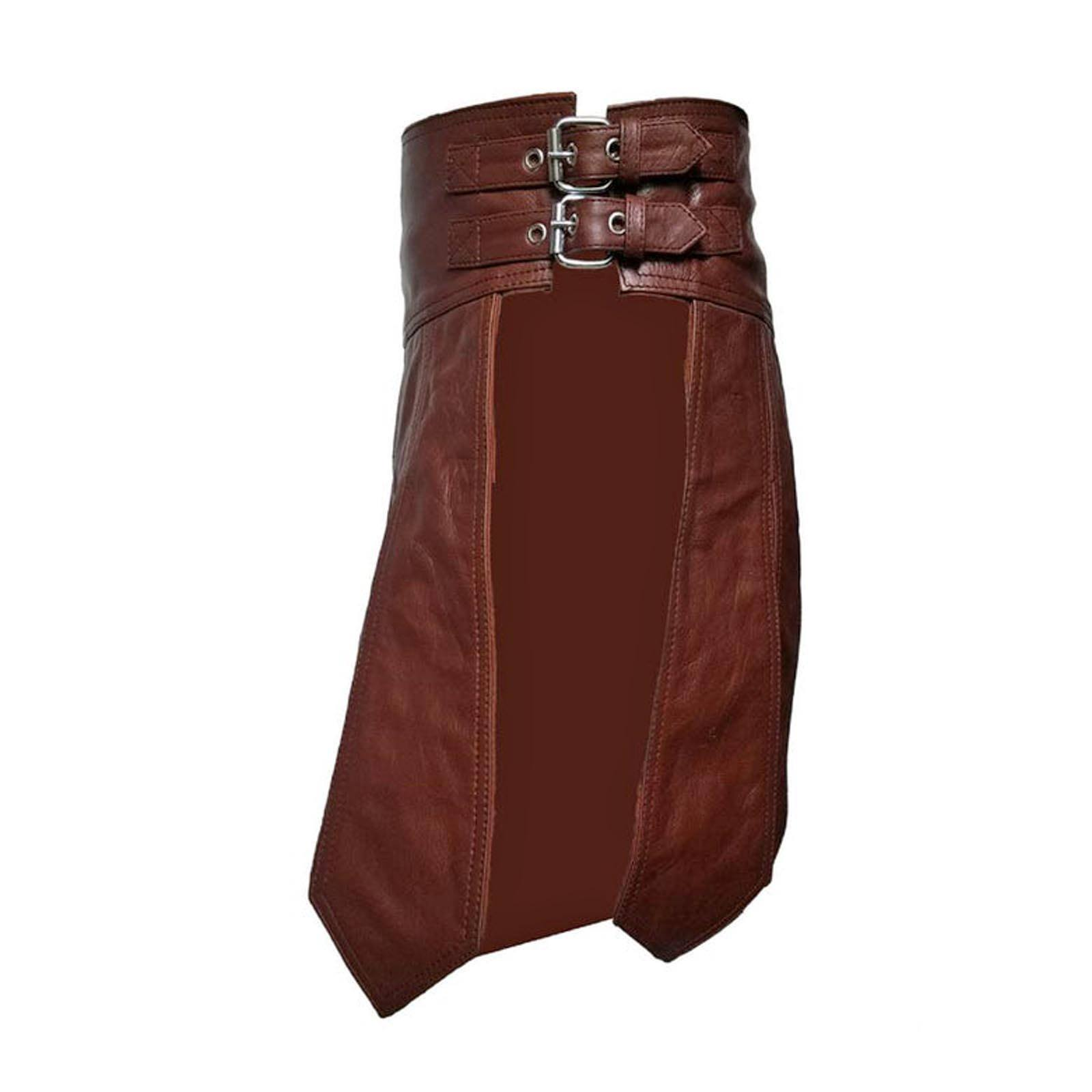 Viking Leather Kilt