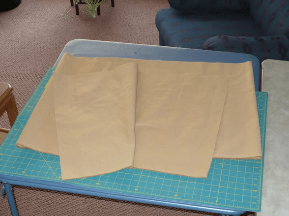 making of utility kilt