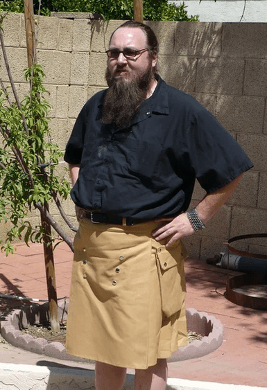 How To Make A Utility Kilt?