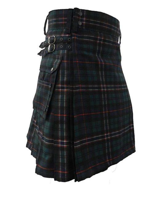 Scottish Tartan Kilt