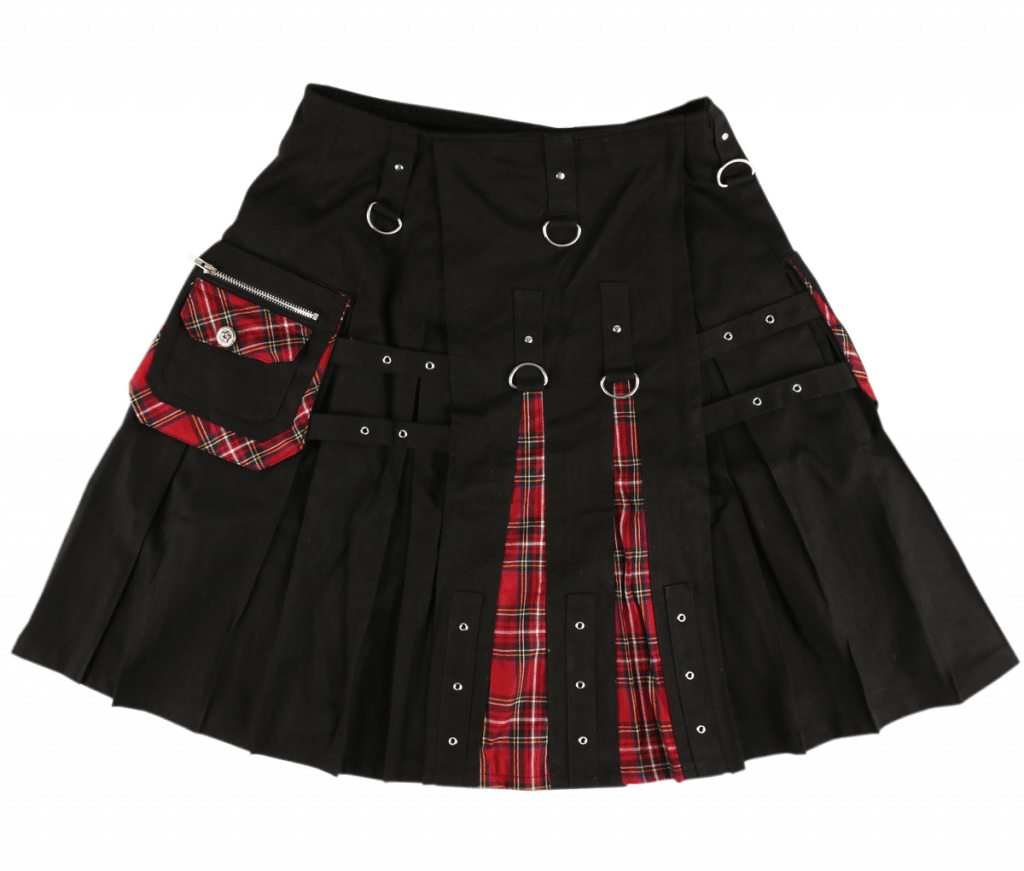 ThisHybrid Kilt For Women is made with fine stitching and it is now a day most popular kilt.Ourseniorshavemadethis awesome kilt with the best material.