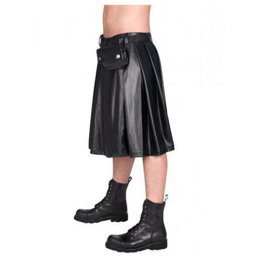 Pistol Leather Kilt