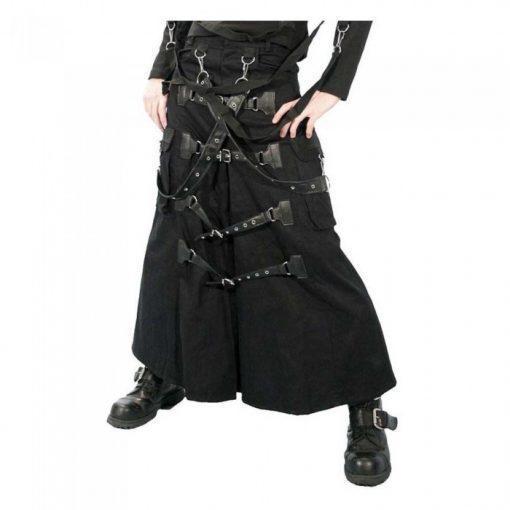 Cyber Punk Gothic Skirt