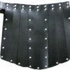Gladiator Leather Skirt